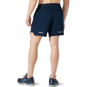 "asics Road 7"" shorts Herrer, french blue"